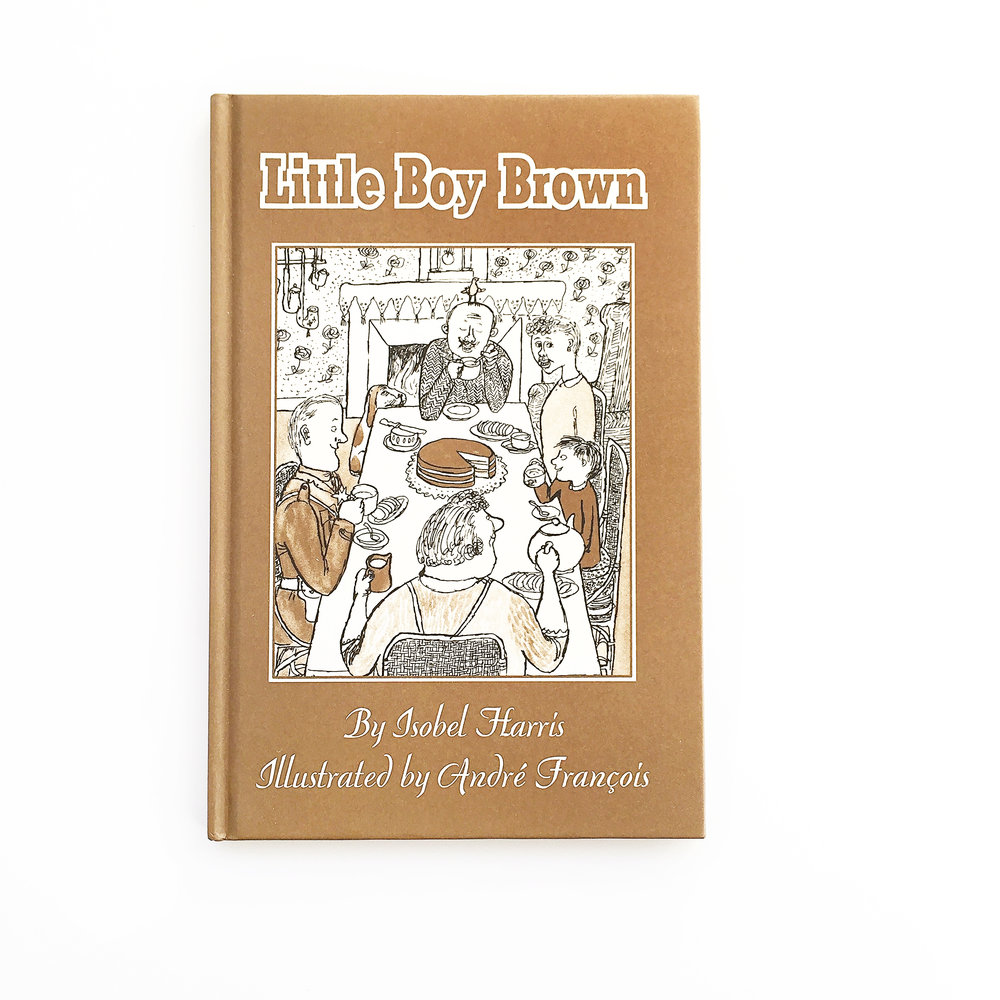 Little Boy Brown | Little Lit Book Series