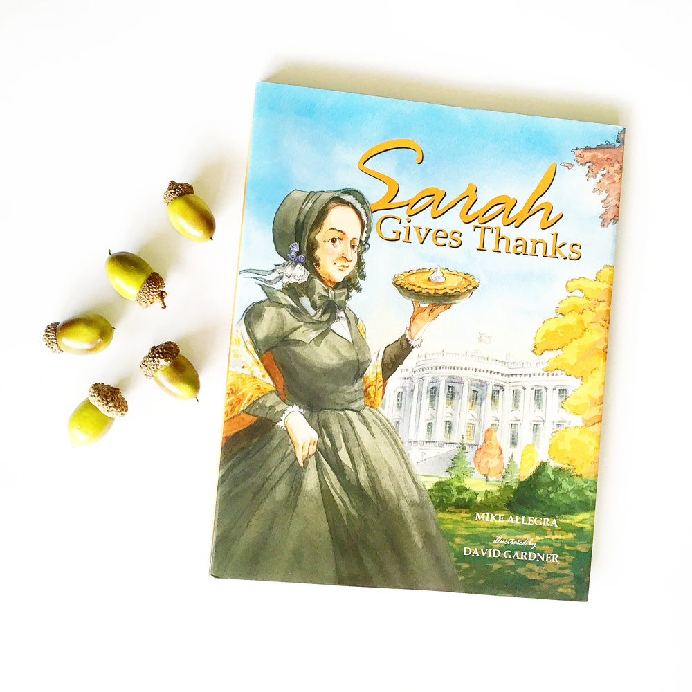 Sarah Gives Thanks | Little Lit Book Series