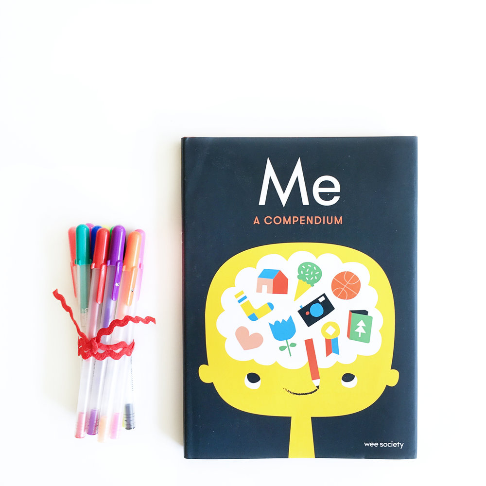 Me: A Compendium + Giveaway | Little Lit Book Series