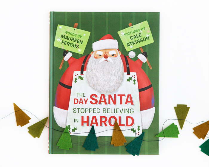 The Day Santa Stopped Believing In Harold | Little Lit Book Series