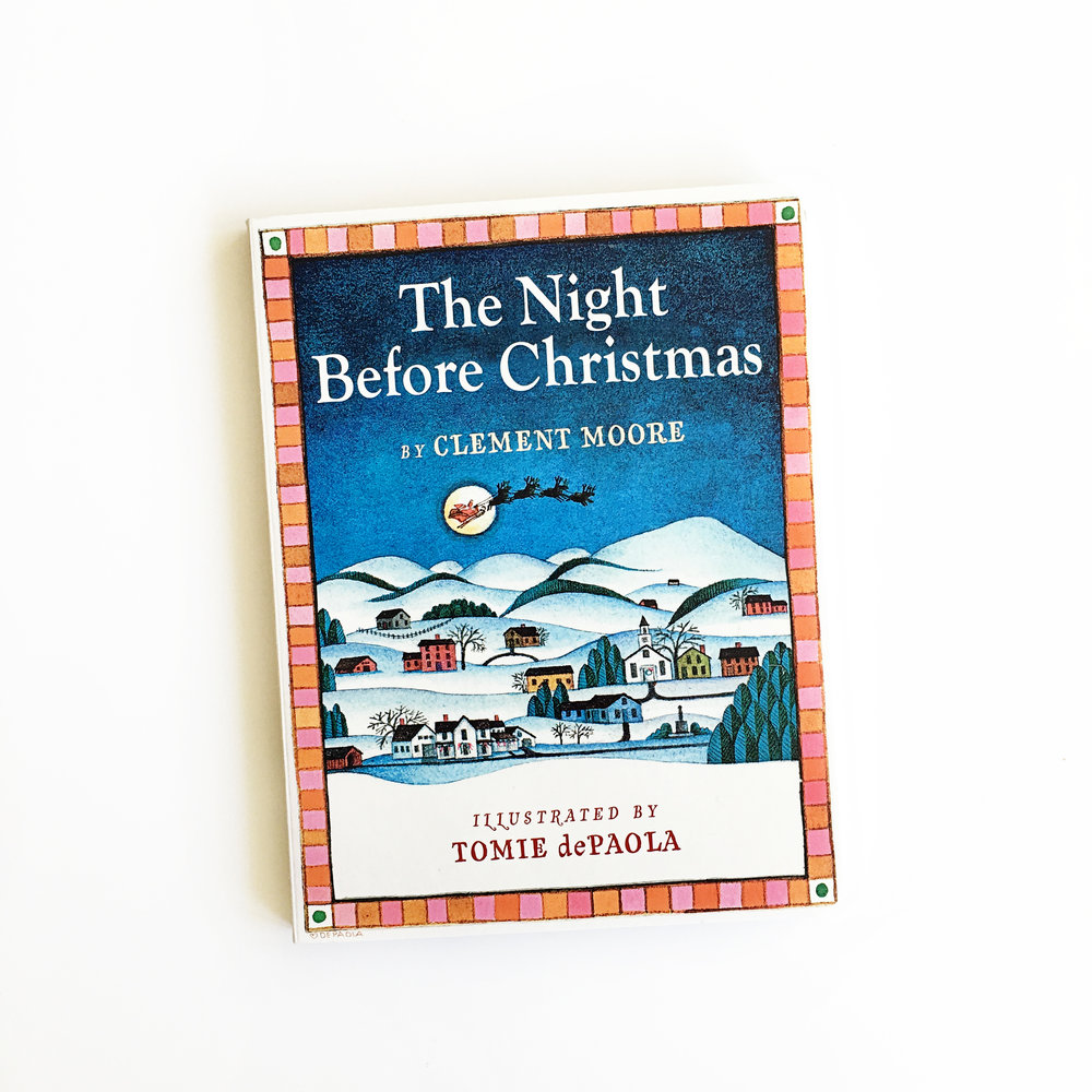 The Night Before Christmas | Little Lit Book Series