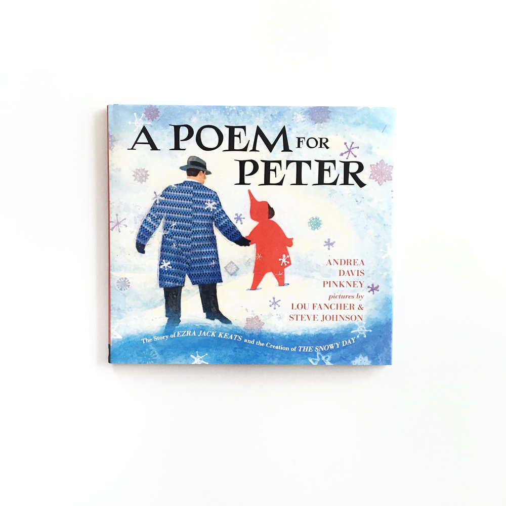 A Poem for Peter | Little Lit Book Series