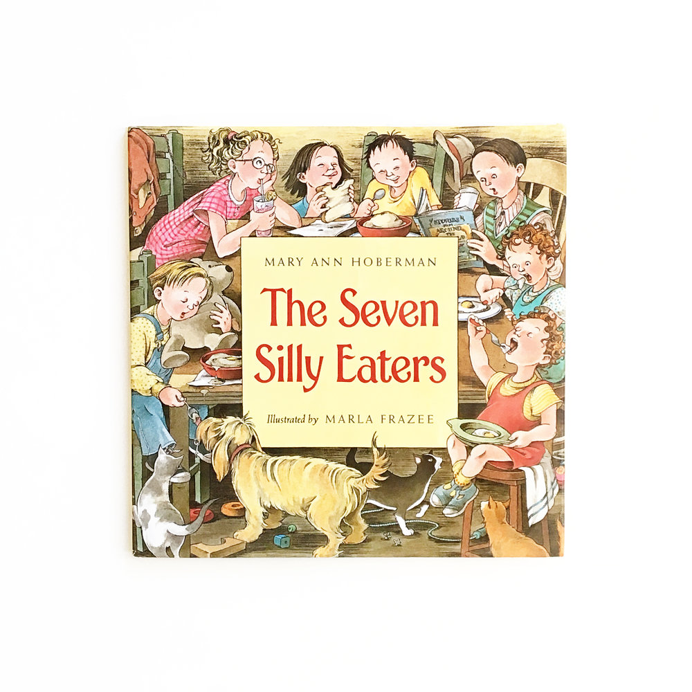 The Seven Silly Eaters | Little Lit Book Series