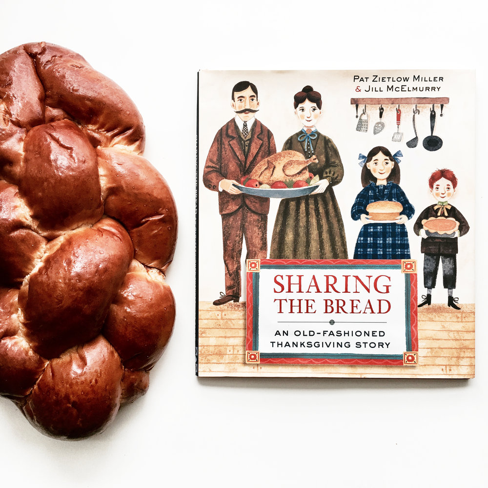 Sharing the Bread | Little Lit Book Series