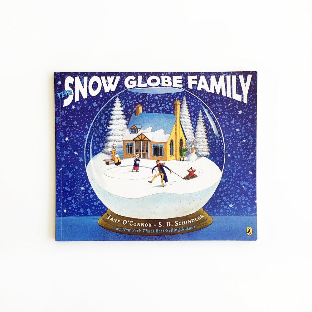The Snow Globe Family | Little Lit Book Series