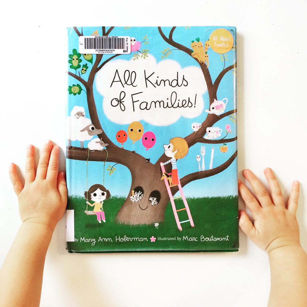 All Kinds of Families | Little Lit Book Series