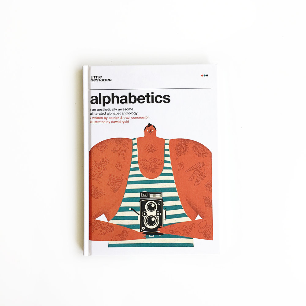 Alphabetics | Little Lit Book Series