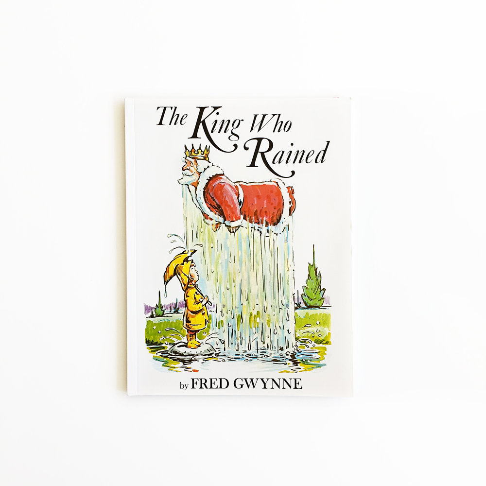 The King Who Rained | Little Lit Book Series