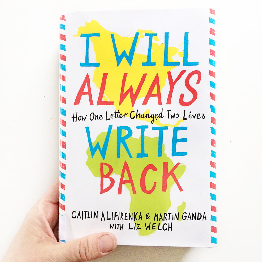 I Will Always Write Back | Little Lit Book Series