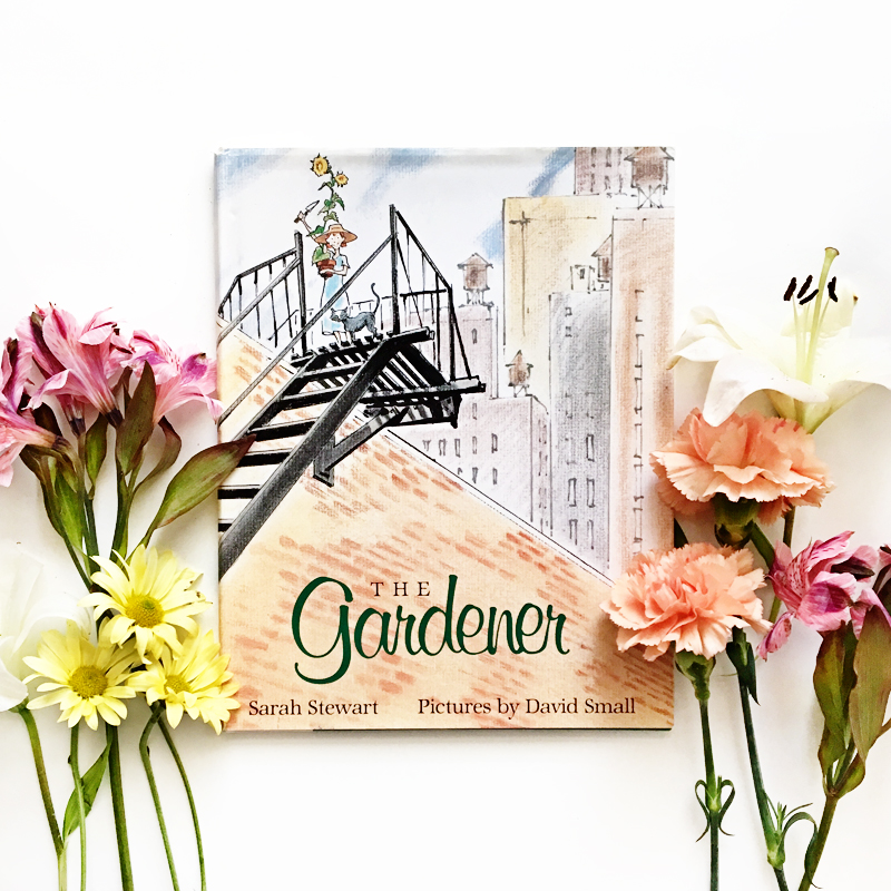 The Gardener | Little Lit Book Series