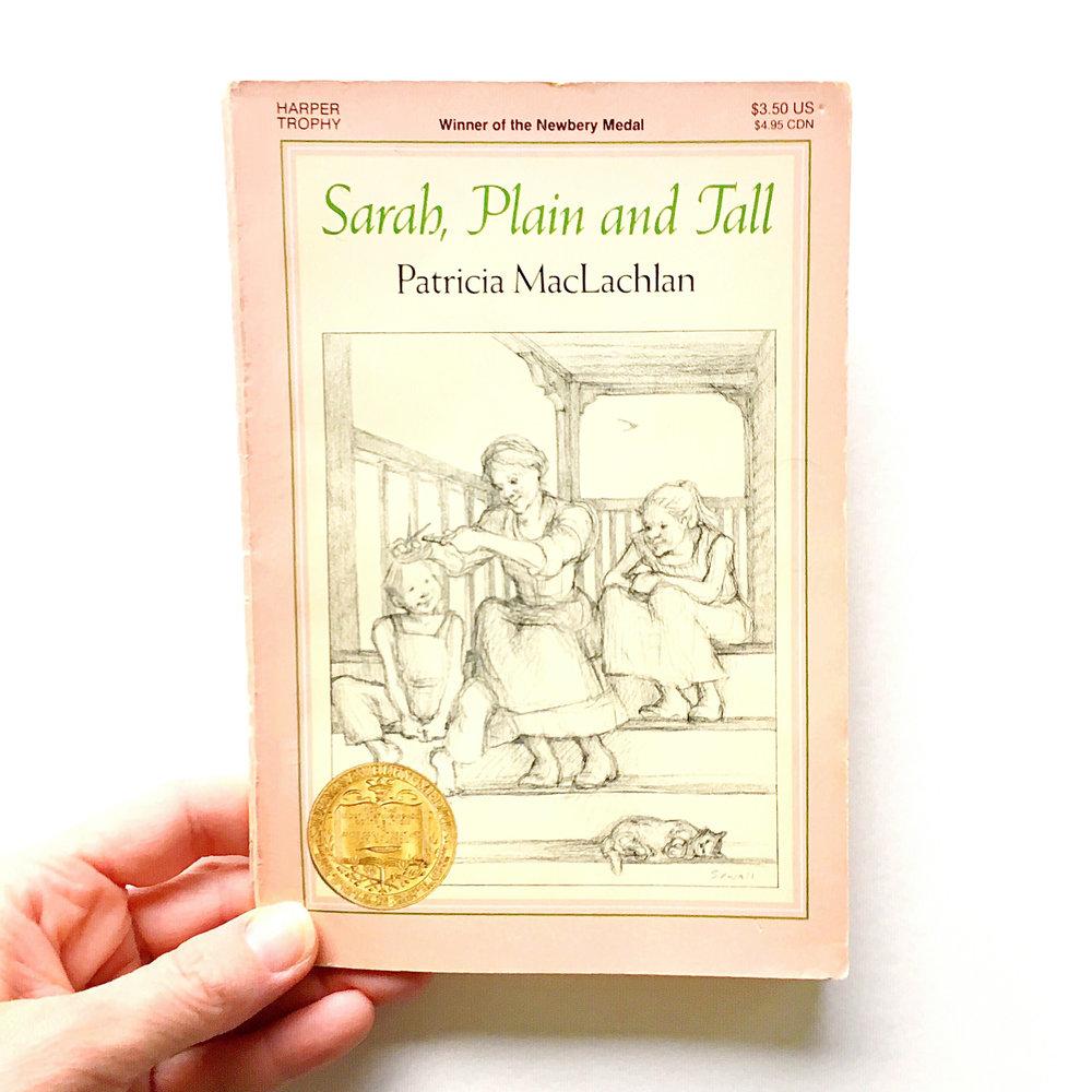 Sarah, Plain and Tall | Little Lit Book Series