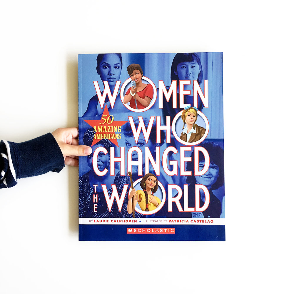 Women Who Changed the World | Little Lit Book Series