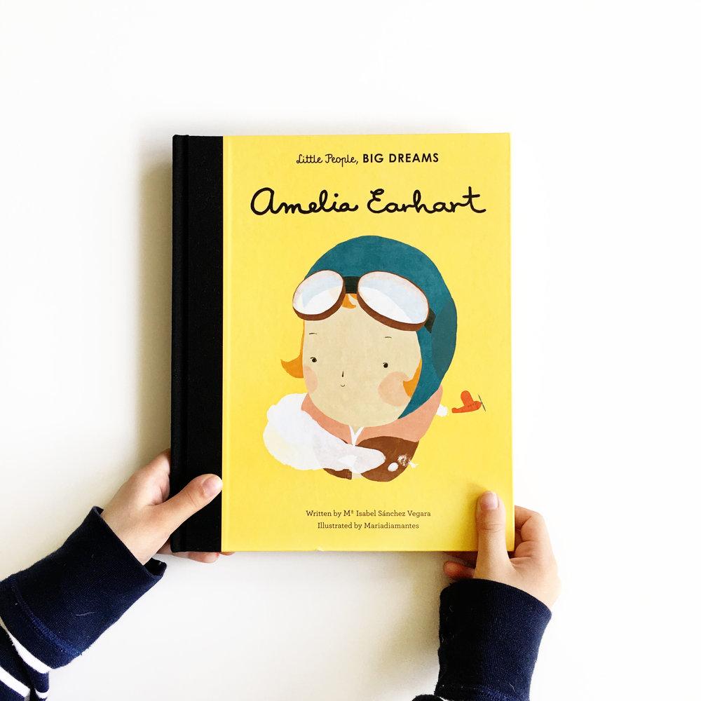 Amelia Earhart | Little Lit Book Series