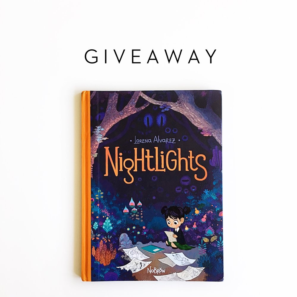 Nightlights + Giveaway | Little Lit Book Series