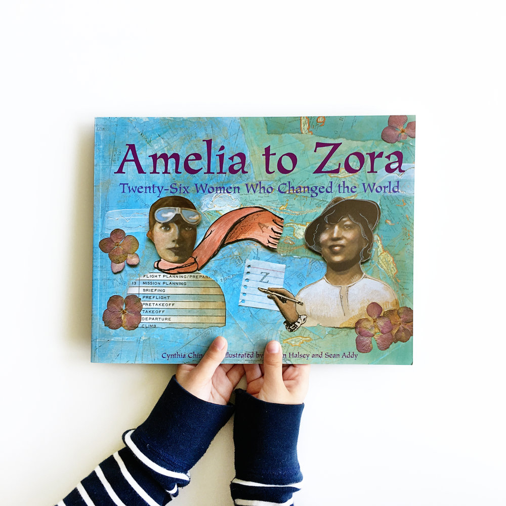 Amelia to Zora | Little Lit Book Series