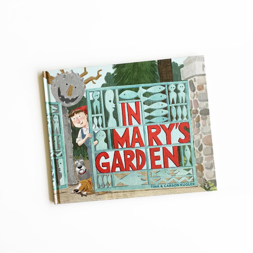 In Mary's Garden | Little Lit Book Series