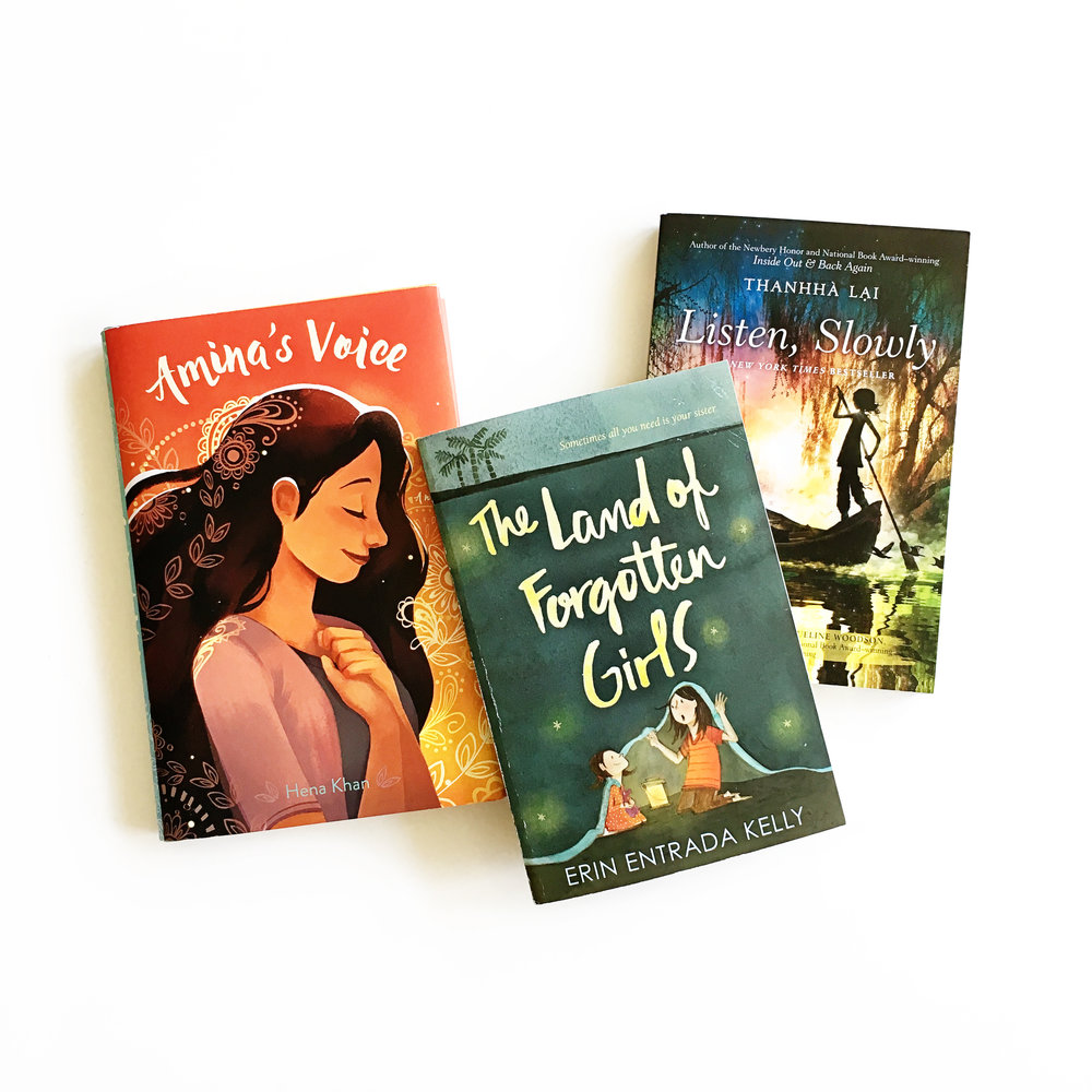 Middle Grade Voices | Little Lit Book Series