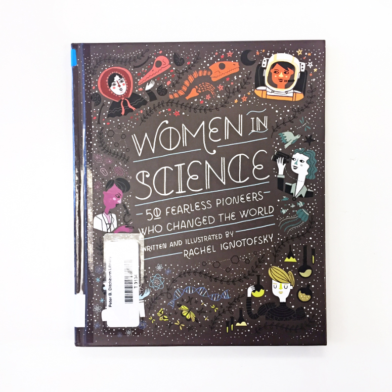 Little Lit Book Series Women's History Month