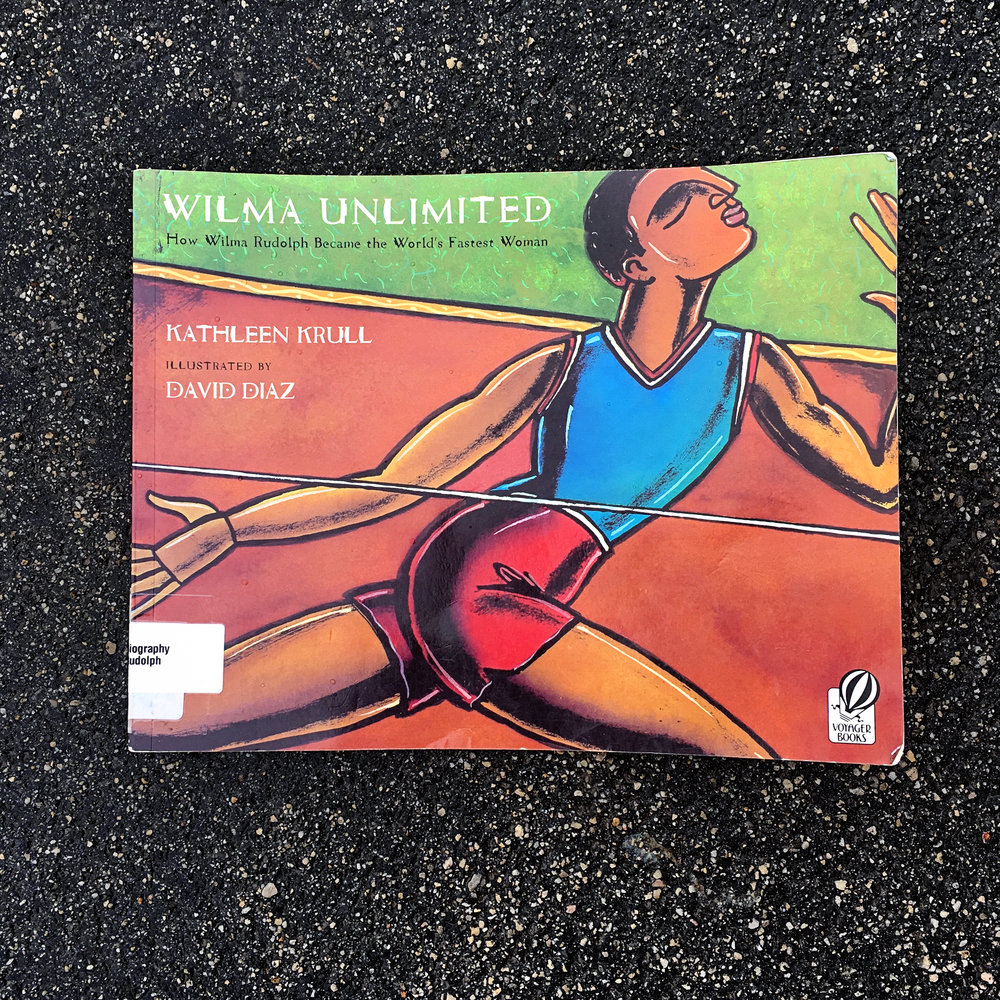 Wilma Unlimited | Little Lit Book Series