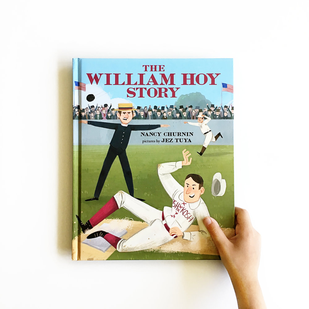 The William Hoy Story | Little Lit Book Series