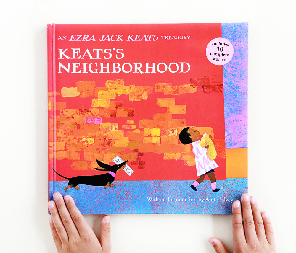 Keats's Neighborhood: An Ezra Jack Keats Treasury | Little Lit Book Series