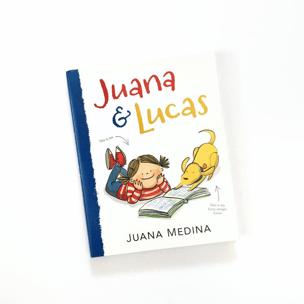 Juana and Lucas | Little Lit Book Series