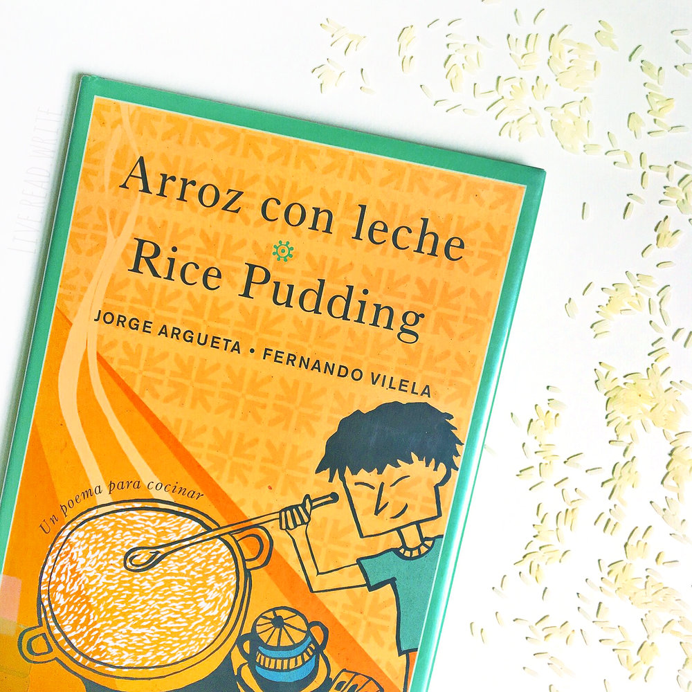Arroz Con Leche / Rice Pudding | Little Lit Book Series