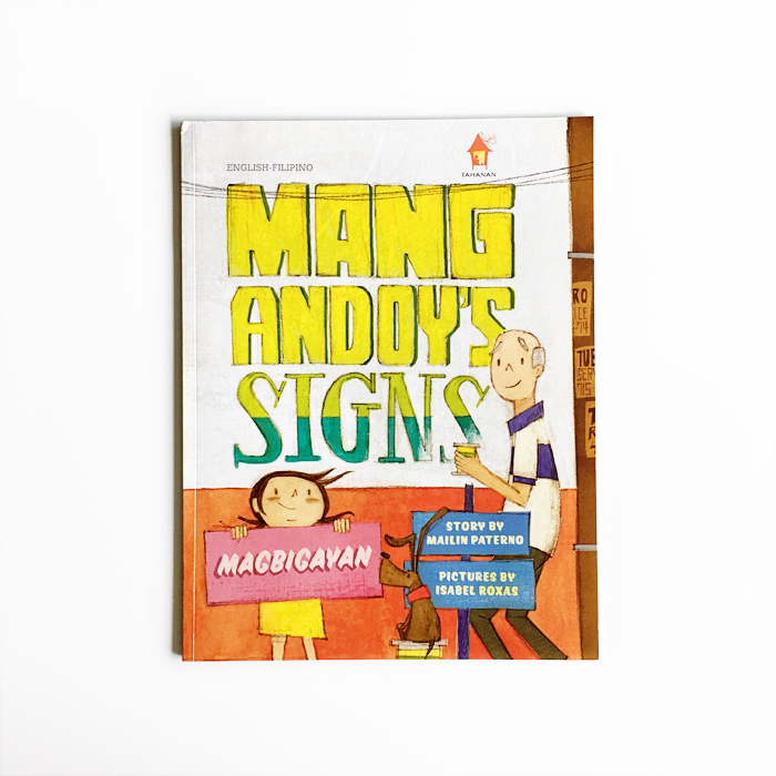 Mang Andoy's Signs | Little Lit Book Series
