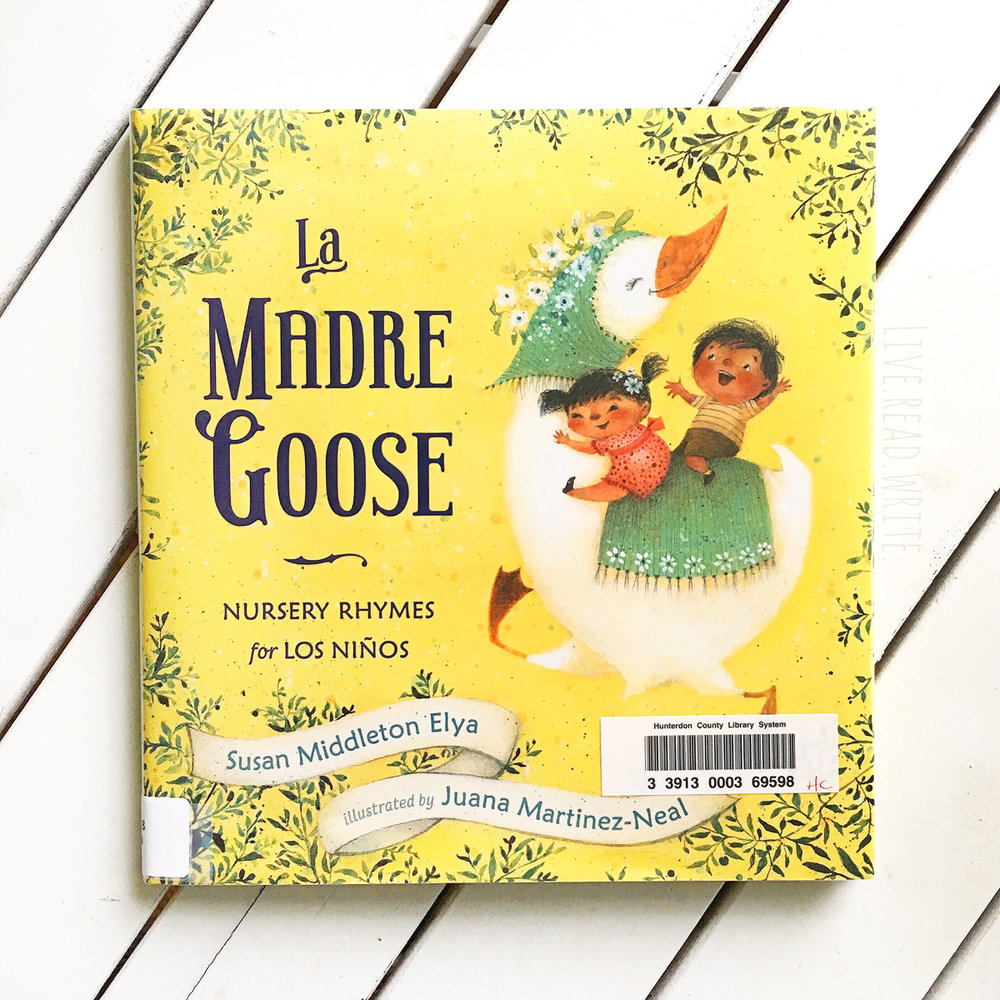 La Madre Goose | Little Lit Book Series