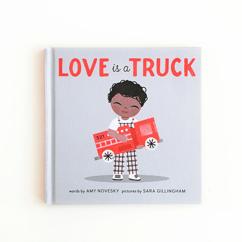 Love Is a Truck | Little Lit Book Series