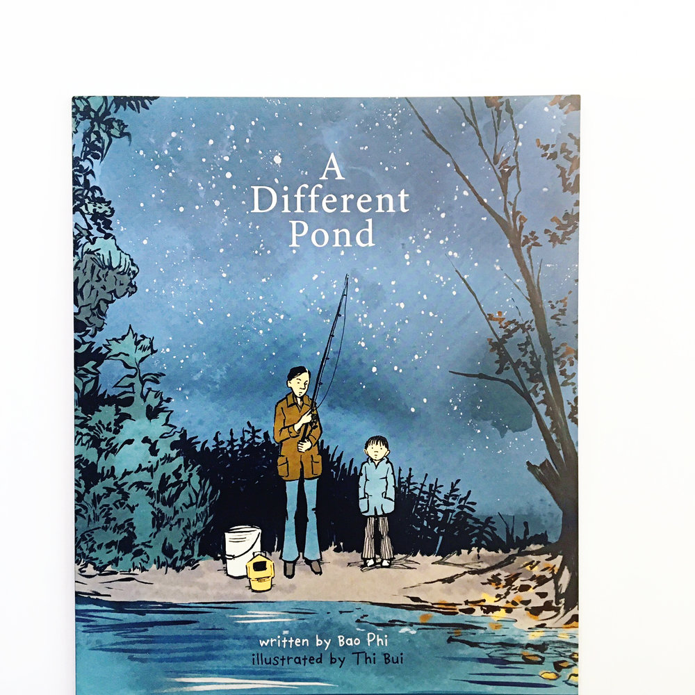 A Different Pond | Little Lit Book Series