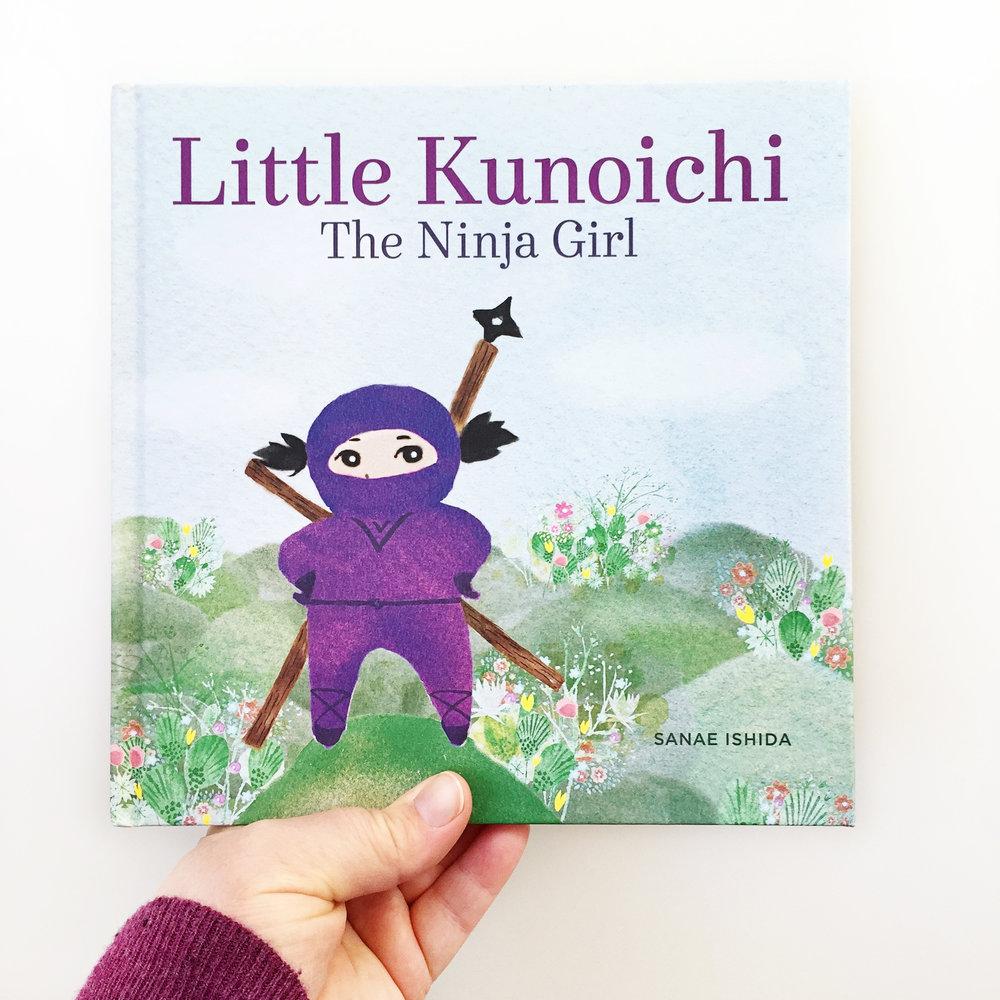 Little Kunoichi | Little Lit Book Series