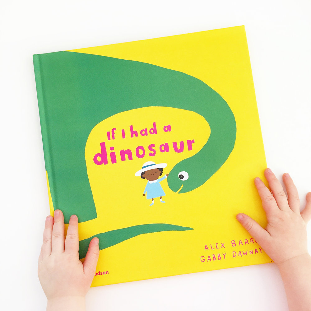 If I Had a Dinosaur | Little Lit Book Series