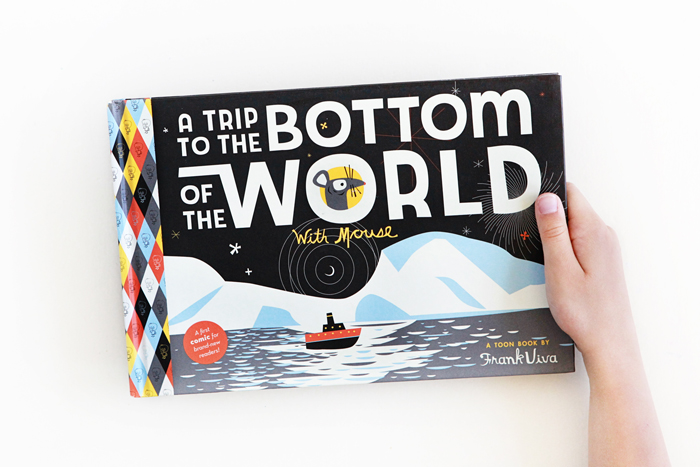 A Trip to the Bottom of the World | Little Lit Book Series