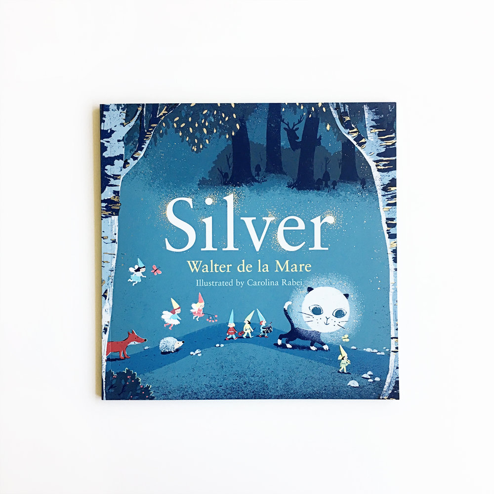 Silver | Little Lit Book Series