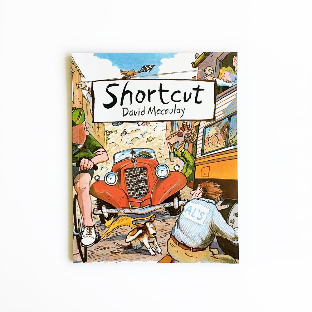 Shortcut | Little Lit Book Series