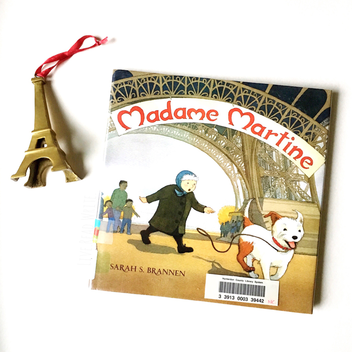 Madame Martine | Little Lit Book Series