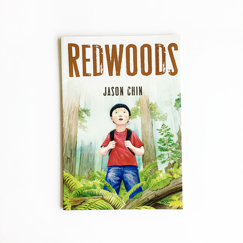 Redwoods | Little Lit Book Series