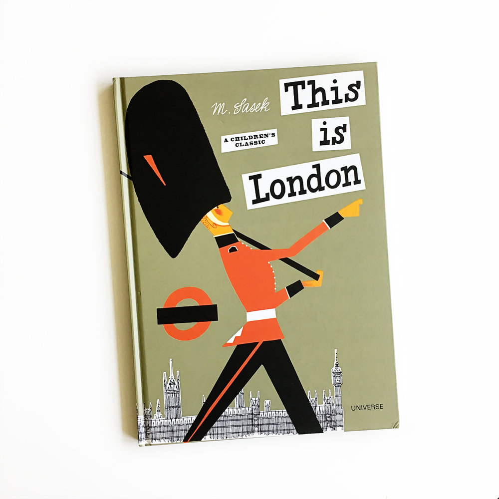 This Is London | Little Lit Book Series