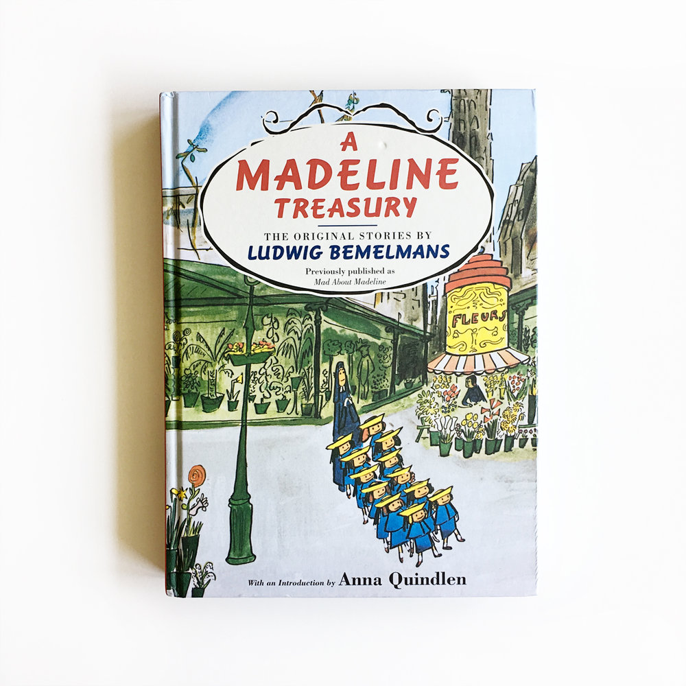 A Madeline Treasury | Little Lit Book Series