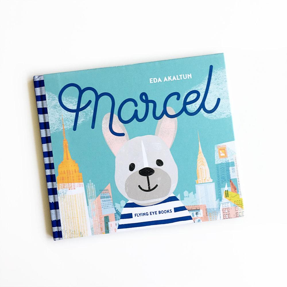 Marcel | Little Lit Book Series