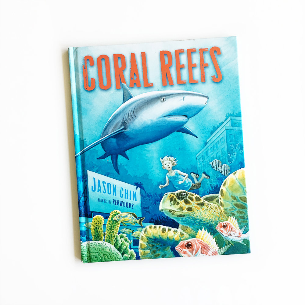 Coral Reefs | Little Lit Book Series