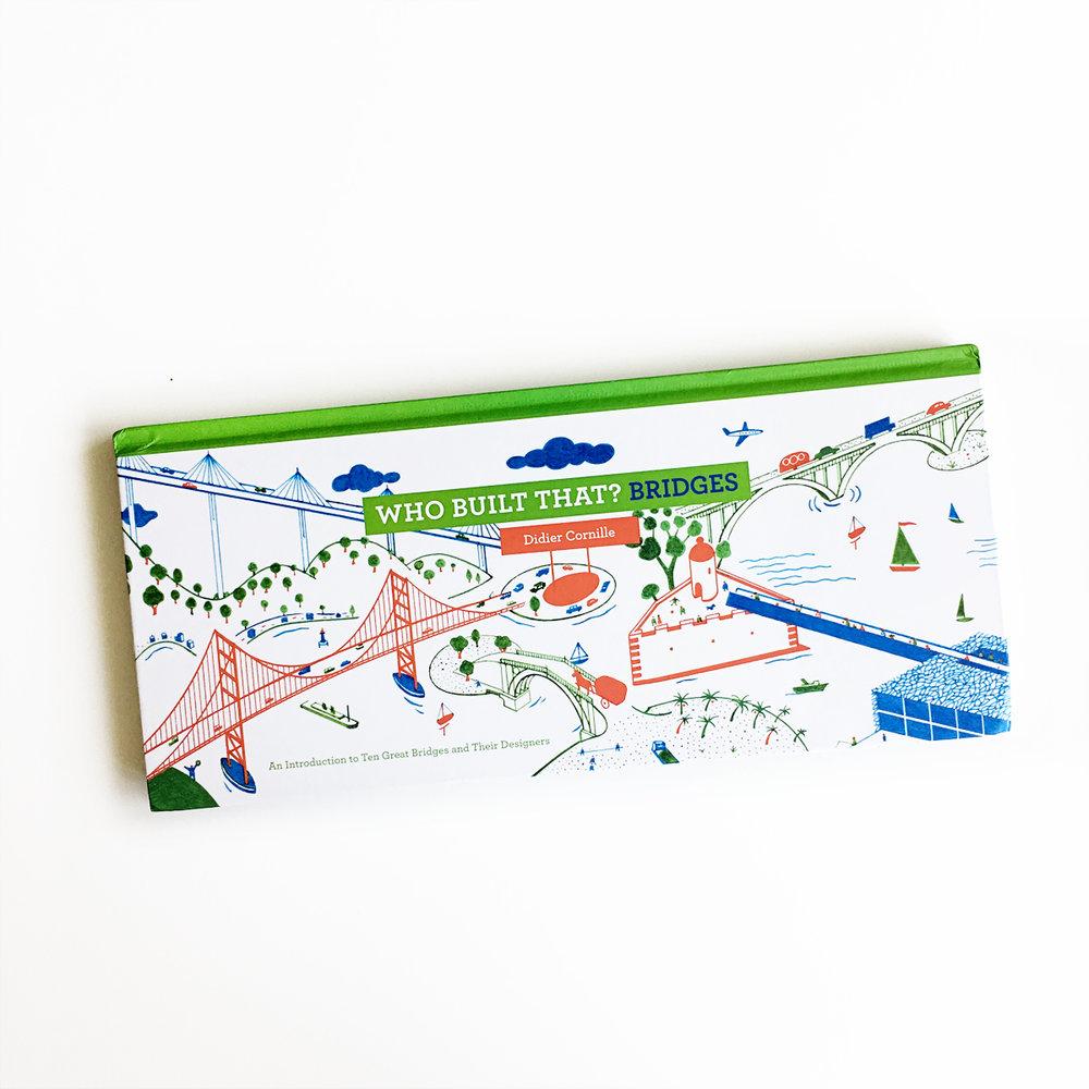 Who Built That? Bridges | Little Lit Book Series