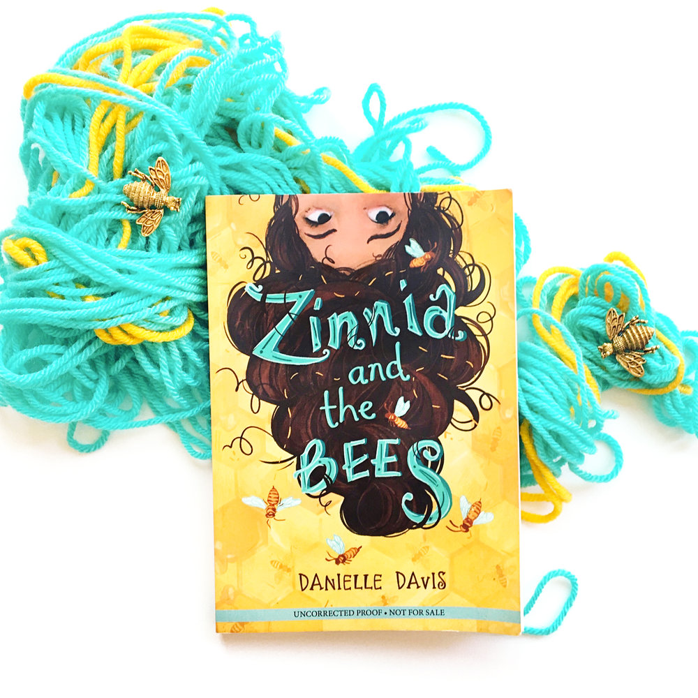 Zinnia and the Bees | Little Lit Book Series