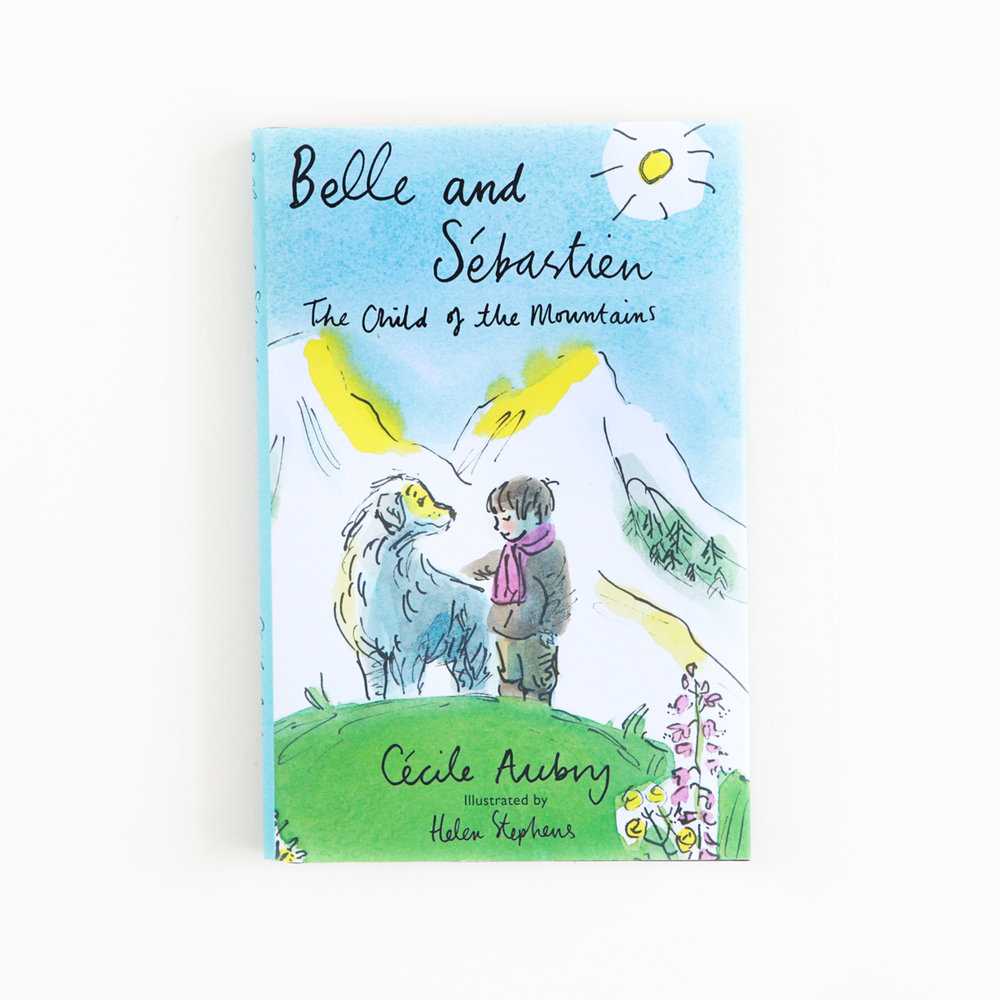 Belle and Sébastien | Little Lit Book Series