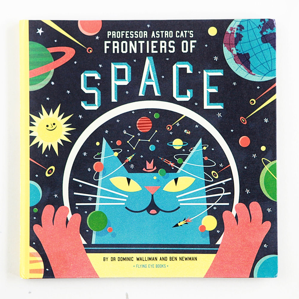 Professor Astro Cat's Frontiers of Space | Little Lit Book Series