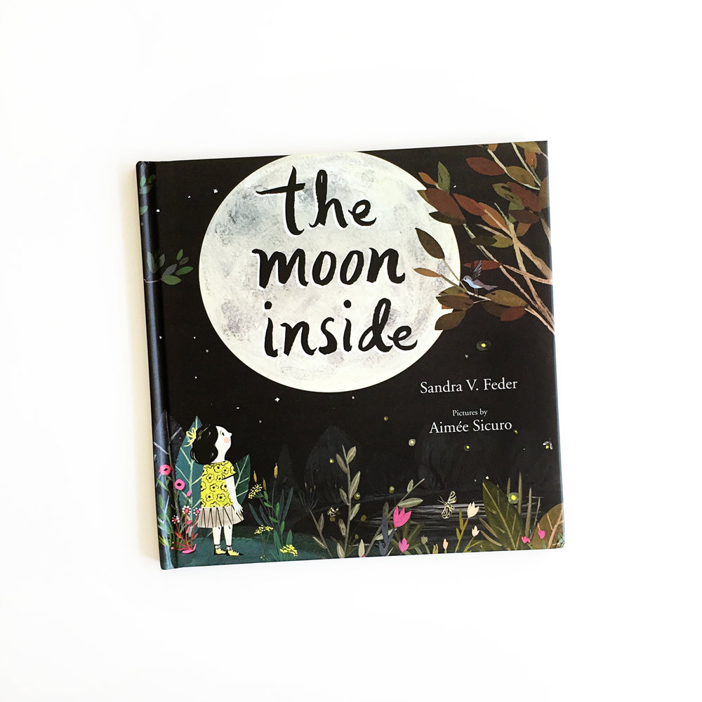 The Moon Inside | Little Lit Book Series