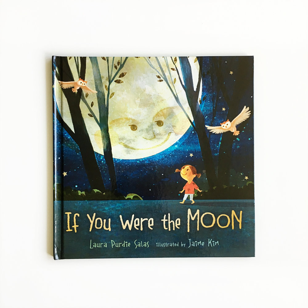 If You Were the Moon | Little Lit Book Series
