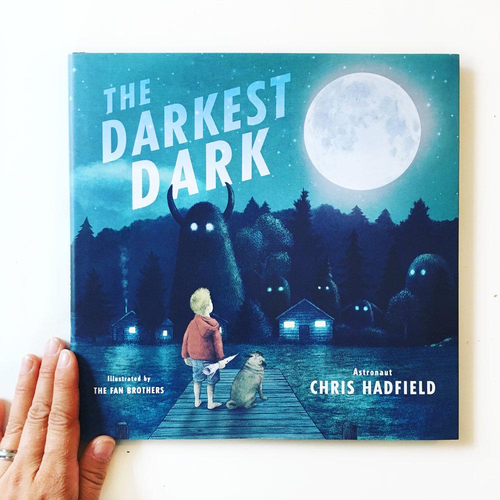 The Darkest Dark | Little Lit Book Series