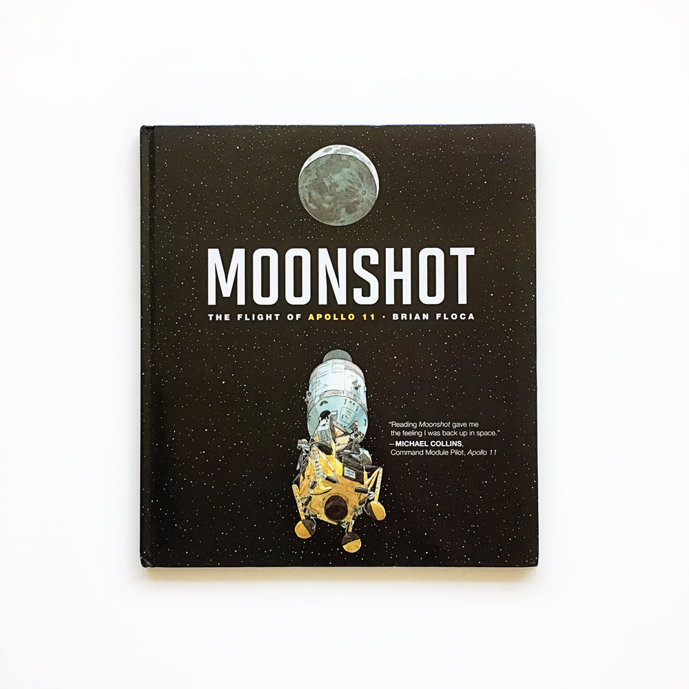Moonshot: The Flight of Apollo 11 | Little Lit Book Series